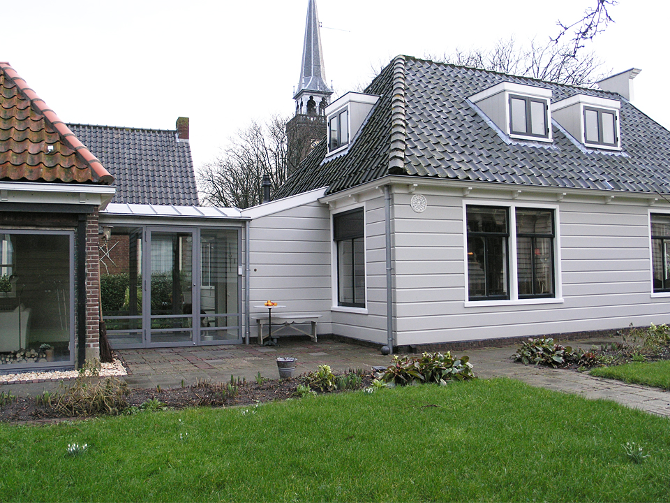 Fernando Alonso Architectural Design » Connected Cottage